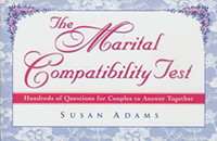 Cover image for The Marital Compatibility Test