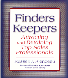 Finders Keepers: Attracting and Retaining Top Sales Pr