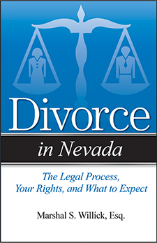Divorce in Nevada
