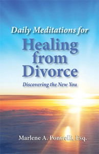 Daily Meditations for Healing from Divorce