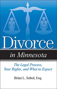 Cover for Divorce in Minnesota