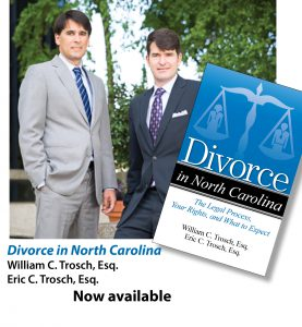 Ad for Divorce in North Carolina